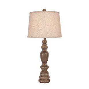 Wyndmoor Multi Ring Casual Pot 31 Table Lamp