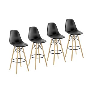 Ricardo 76cm Bar Stool (Set Of 4) By Norden Home