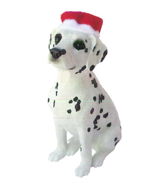 Sandicast Dalmatian Christmas Ornament | Wayfair