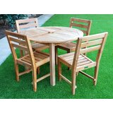 Kraus 5 Piece Teak Dining Set