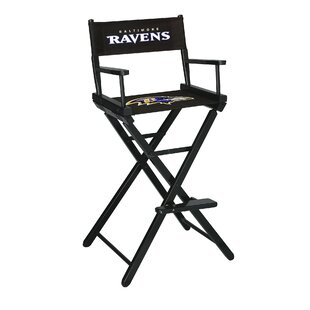 NFL Bar Folding Director Chair