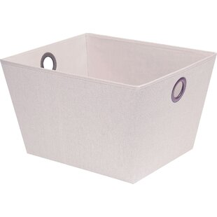 Order Arrow Canvas Storage Bin By Richards Homewares