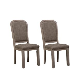 Compare Beames Upholstered Dining Chair (Set of 2) by Gracie Oaks Reviews (2019) & Buyer's Guide