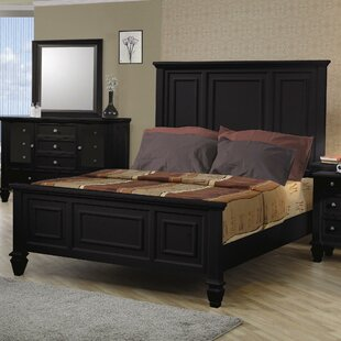Best Choices Ellis High Headboard Panel Bed by Darby Home Co Reviews (2019) & Buyer's Guide