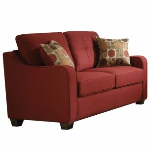 Miraloma Loveseat by Darby Home Co Best Choices