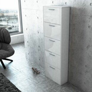Marian Shoe Storage Cabinet By Ebern Designs