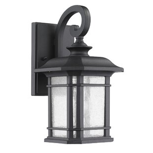 Magnolia LED Outdoor Wall Lantern By Charlton Home