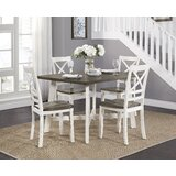 Hagia 5 Piece Dining Set by Gracie Oaks
