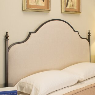 Waterburg Upholstered Panel Headboard by Benicia Foundry and Iron Works