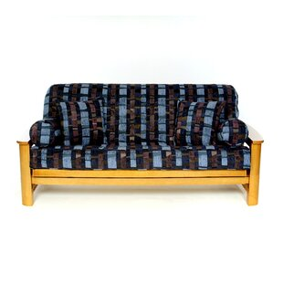Royal Thunder Box Cushion Futon Slipcover