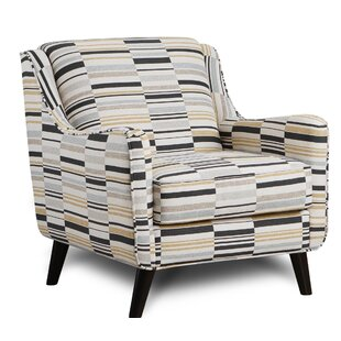Azurite Armchair by Wrought Studio Great price