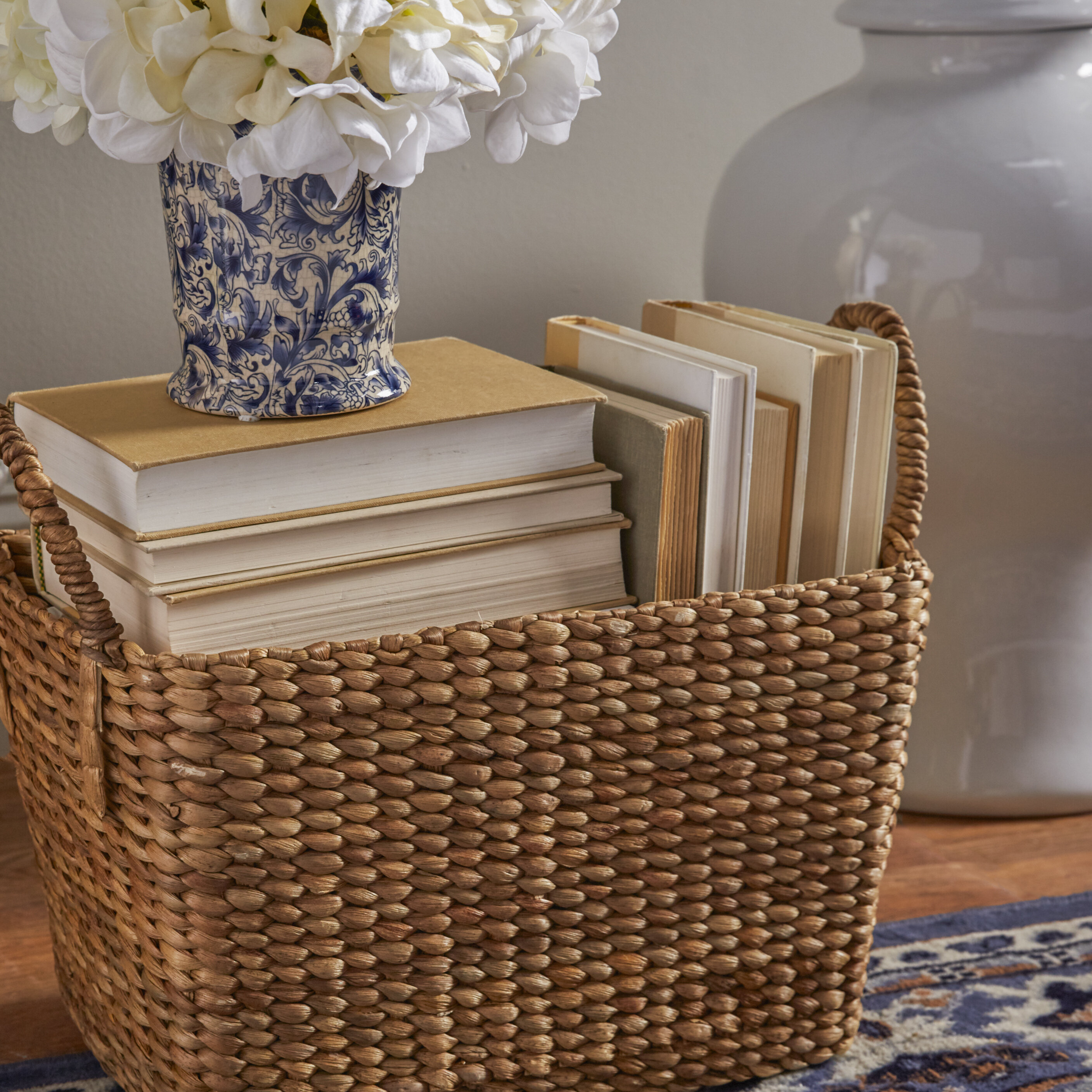 & Birch Lane™ Woven Storage Bin u0026 Reviews | Birch Lane