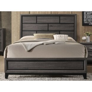 Caudillo Panel Bed