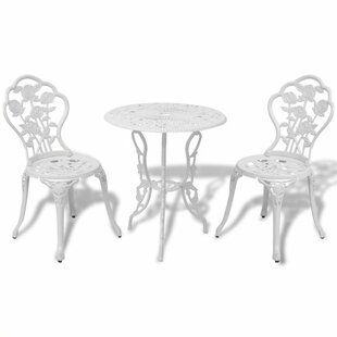 Barreto 2 Seater Bistro Set By Sol 72 Outdoor