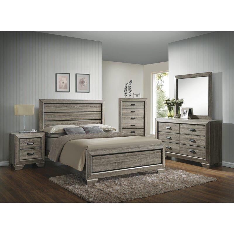 Steve Configurable Bedroom Set