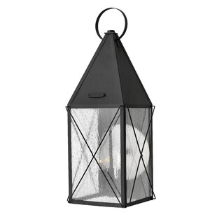 Smardale 3-Light Outdoor Wall Lantern By Gracie Oaks Outdoor Lighting