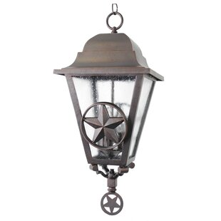 Penfield 3-Light Outdoor Hanging Lantern