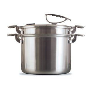 Tri-Ply 8 qt. Multi-Pot with Lid