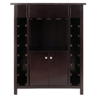 Gibbons Bar cabinet by Darby Home Co
