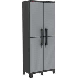 64 H X 27 W 15 D Tall Utility Storage Cabinet