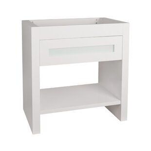 Kendra 31 Single Bathroom Vanity Base by Ronbow