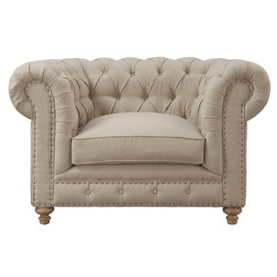 TOV Furniture Soho Chesterfield Chair