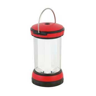 Pinkston Blue/Green/Orange Battery Powered LED Outdoor Lantern By Sol 72 Outdoor