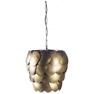 Bloomsbury Market Yearsley 1-Light Novelty Pendant