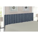 Pirates Queen Upholstered Panel Headboard by East Urban Home
