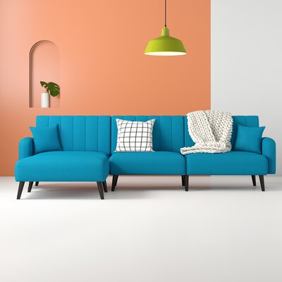 Chaise Sofa Sleeper Sectionals You Ll Love In 2019 Wayfair