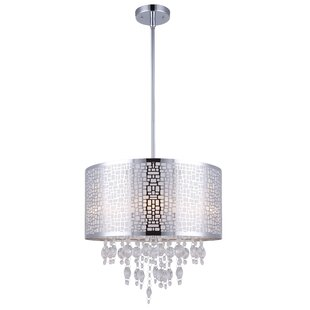 Jasper 4-Light Chandelier ..