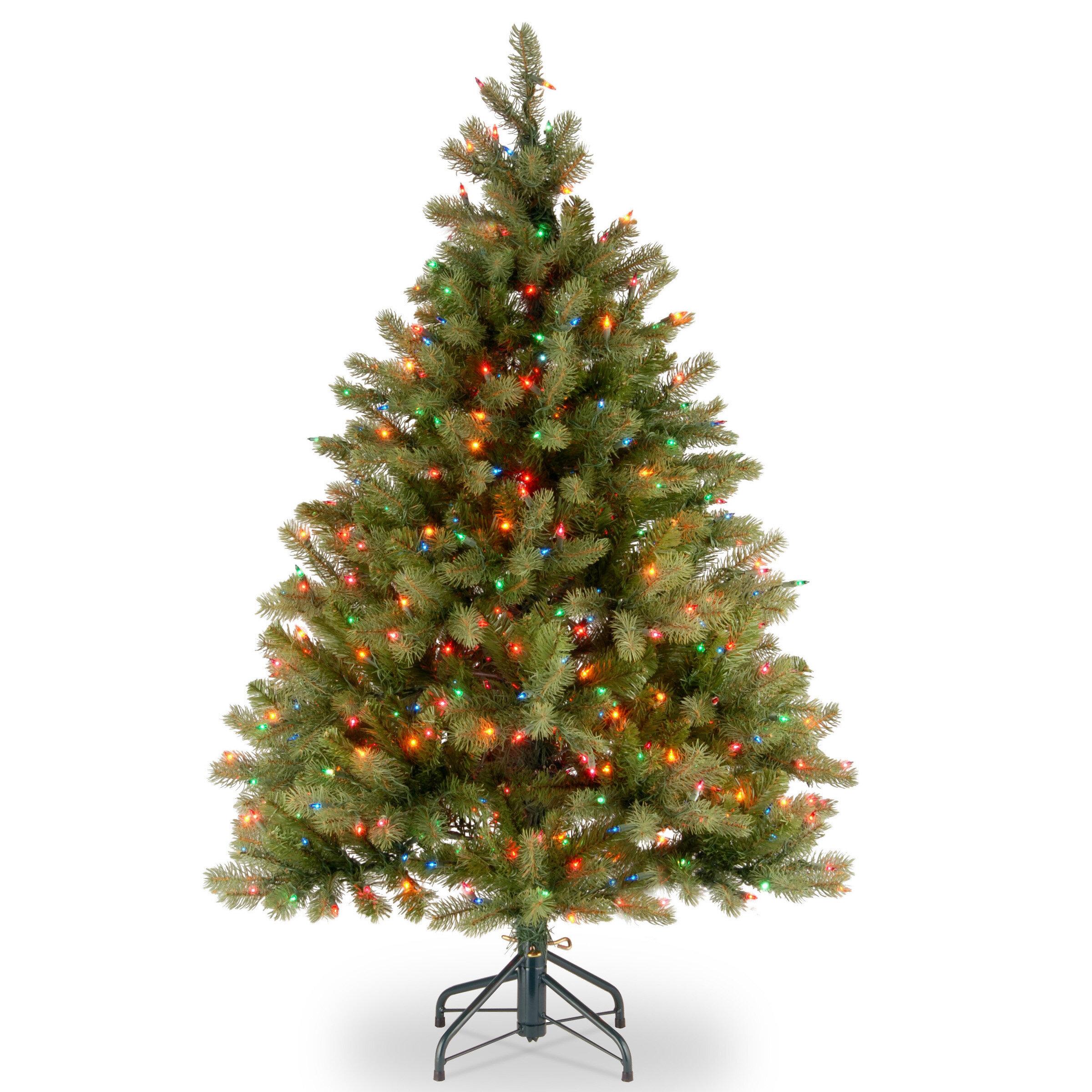 The Holiday Aisle Downswept Douglas 4.5