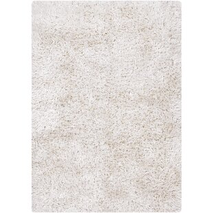 Inexpensive Arden White Area Rug By Harriet Bee