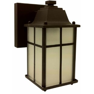 Affordable Price Jordan 1-Light Outdoor Wall Lantern By Whitfield Lighting