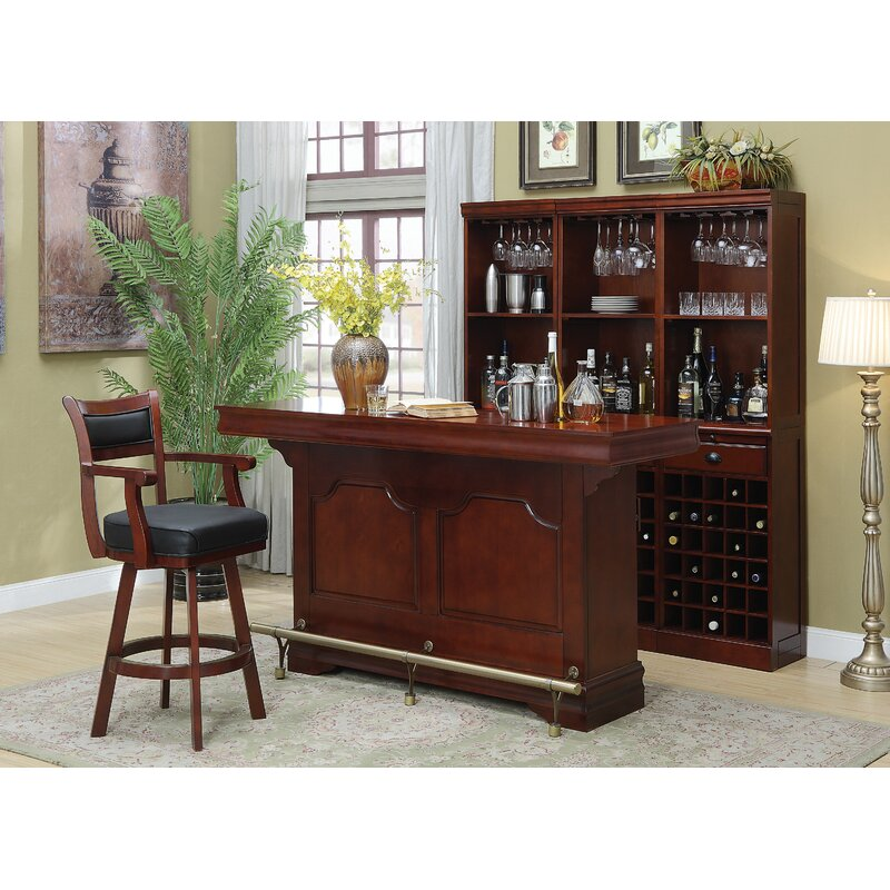Canora Grey Gleneagles Bar Set With