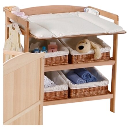 Wickeltisch Nena Leipold Collection Farbe: Natur | Kinderzimmer > Babymöbel | Leipold Collection