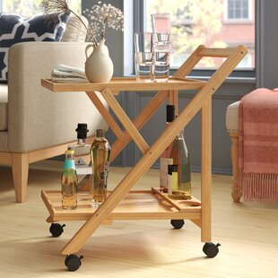 Fagan Serving Cart By Brambly Cottage