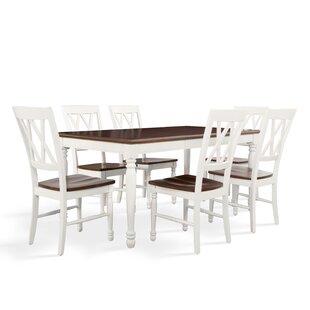 Prompton 7 Piece Dining Set