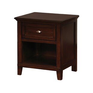 Mckittrick 1 Drawer Nightstand