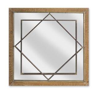 North Burnet Gateway Accent Mirror by Union Rustic