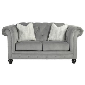 Aberdeenshire Loveseat by Alcott Hill