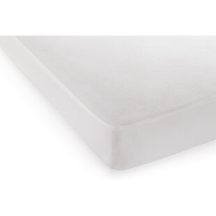 Tranquility and Breathable Crib Hypoallergenic Waterproof Mattress Protector (Set of 2)