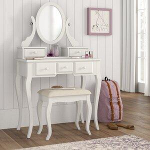 Desk/makeup Vanity