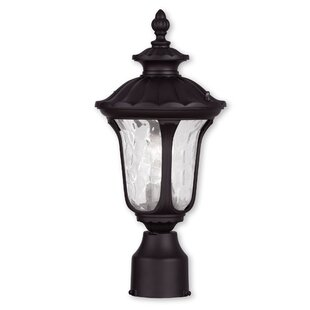 Gurnee Outdoor Glass Lantern H..