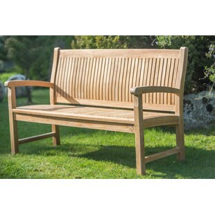 Cunegunda Teak Bench By Sol 72 Outdoor
