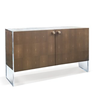 2 Door Accent Cabinet by Serge De Troyer Collection
