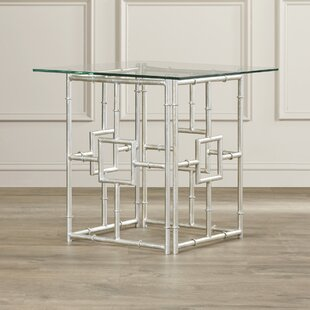 Mendez End Table by Willa Arlo Interiors