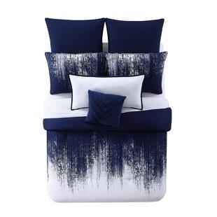 Lyon Comforter Set by Vince Camuto