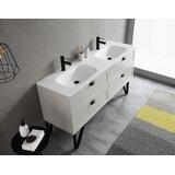 Van Orden 60 Double Bathroom Vanity Set by Wrought Studio™