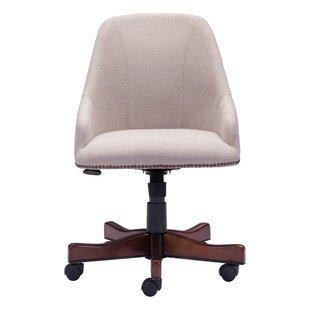 Farmland Task Chair by Three Posts #1